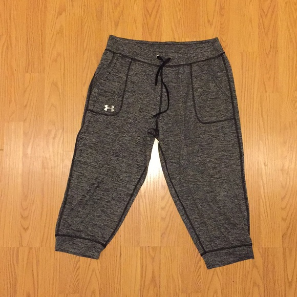 1c4dfdcd Under armour capris workout pants